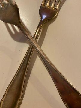 Geschirr und Besteck - WMF Patent 90 45 Gabeln