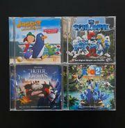 Hörspiel CD RIO 2 SCHLÜMPFE