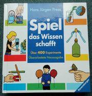 tolles Kinderbuch Spiel das Wissen
