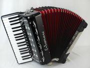 Akkordeon E Soprani aus Italien