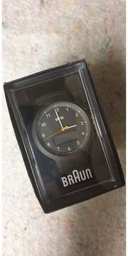 Braun Herren Armbanduhr