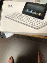 I-Pad Keyboard Dock - neuwertig