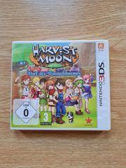 Nintendo 3DS Harvest Moon