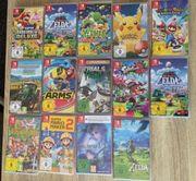 Nintendo Switch Spiele aus unserer