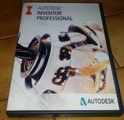 INVENTOR 2014 software CAD Autodesk