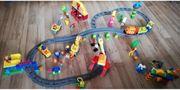 Zugführer und Bauarbeiter aufgepasst