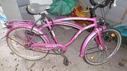 Damen Cruiser 26 Zoll Pink