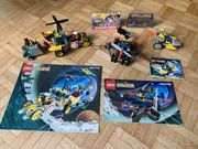 Lego Time Cruise Konvolut Setnummern