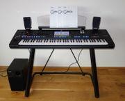Yamaha Genos XXL mit Lautsprecherset