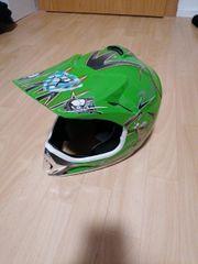 Grüner Cross Helm Kinder
