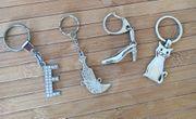 Weihnachtsgeschenk 4 tolle Schlüsselanhänger - tw