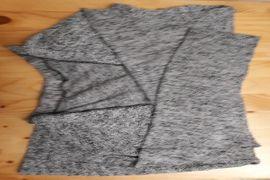 Bild 4 - Cardigan grau langärmlich Strickjacke - Nürnberg Thon