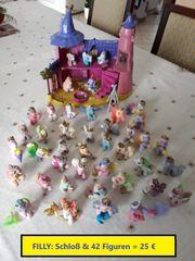 Filly Schloss und Figuren
