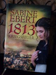 Buch 1813 Kriegsfeuer