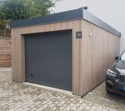 Carport Vordach Garage Pergola in