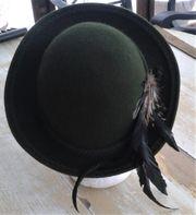 Trachtenhut - Damenhut - mit Federn