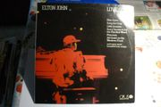 ELTON JOHN LP - Love Songs