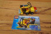 LEGO City 7242 - Kehrmaschine