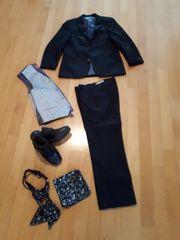 Verkaufe Anzug Grösse 146