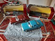 2x Ford Falcon in 1