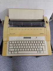 Olympia Schreibmaschine elektrisch
