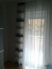 Vorhangschal 4 Stück vorhanden