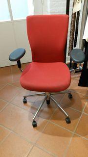 826e40e4eb5251 Stuhl   Stapelstuhl in petrol schwarz von Sedus - gebraucht in ...