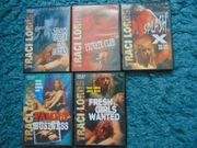5 x Tracy Lords - DVDs