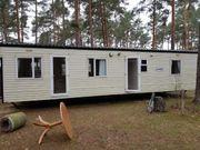 Top Mobilheim auf Campingplatz am