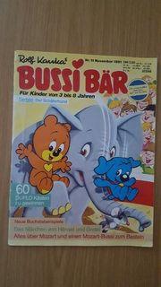 Bussi Bär Zeitschrift Nr 11