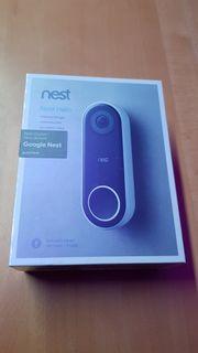 Google Nest Hello NEU Videotürklingel