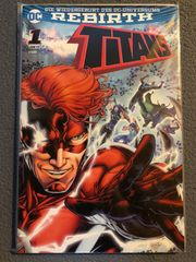Titans 1 Variant Comic