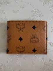 MCM Portemonnaie braun Herren Damen
