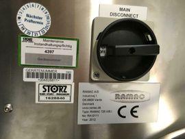 RAMAC 725 Workstation I Blistermaschine: Kleinanzeigen aus Leipzig Südvorstadt - Rubrik Produktionsmaschinen