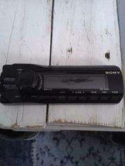 Autoradio Sony Mod DSX-A40UI voll