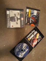 Playstation 1 zu verkaufen