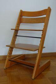 gebrauchter Tripp Trapp Stuhl von