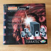 Terratec Speaker System HomeArena MX