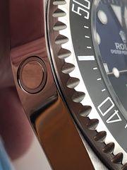Armbanduhr 44mm Edelstahl brandneu