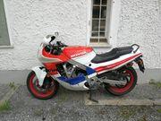 Honda CBR 500 F