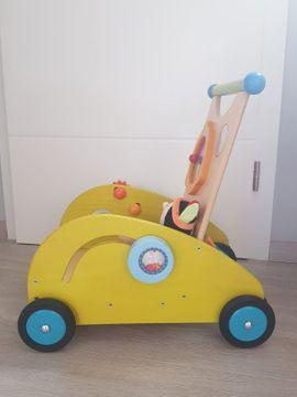 Haba Lauflernwagen Entdeckerwagen: Kleinanzeigen aus Michelstadt Vielbrunn - Rubrik Baby- und Kinderartikel