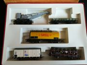 Piko Güterwaggons 5-teiliges Set H0