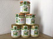 Honig vom Hobbyimker Bienenhonig aus