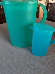 2 Kannen Tupperware