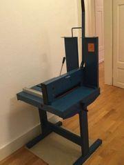 Dahle Stapelschneidemaschine