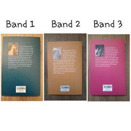 Kinder- und Jugendliteratur - 3 Bücher Romane von Angela
