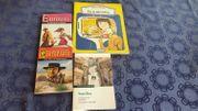 4 spanische Lesebücher