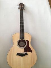 Gitarre Taylor GS-Mini-e Walnut