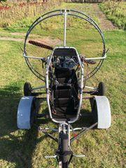 Motorschirm Trike XENIT PLUS