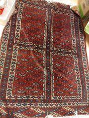Turkmenischer Teppich